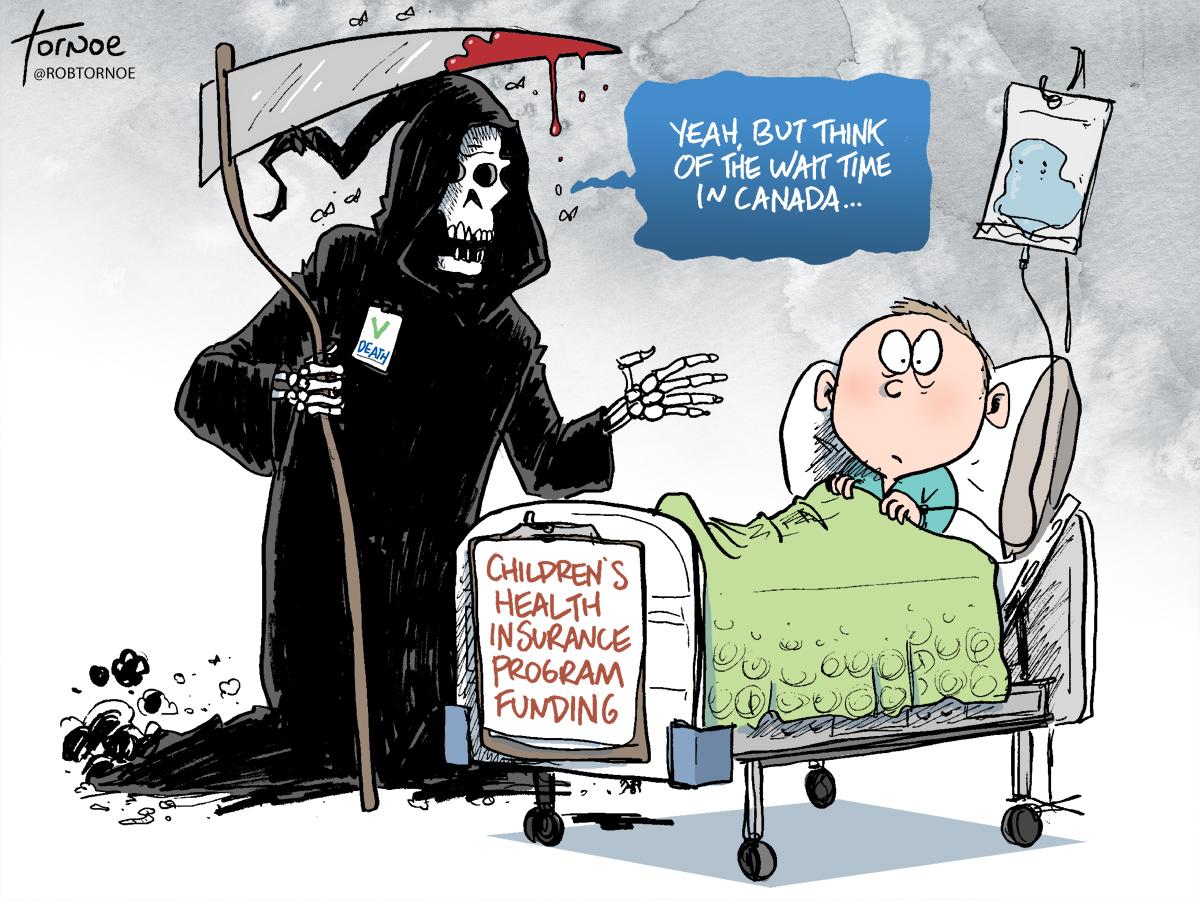 Congress to sick kids in Delaware: Drop dead, maybe - WHYY