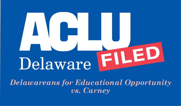 Aclu Sues Education Officials On Behalf >> Aclu Lawsuit Delaware S Education System Is Failing Students Whyy