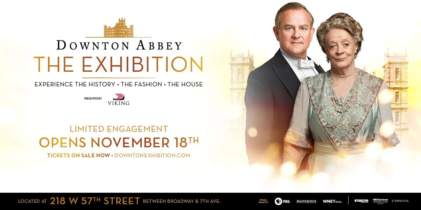 Whyy presents tour and tea a visit to downton abbey whyy for Downton abbey tour tickets