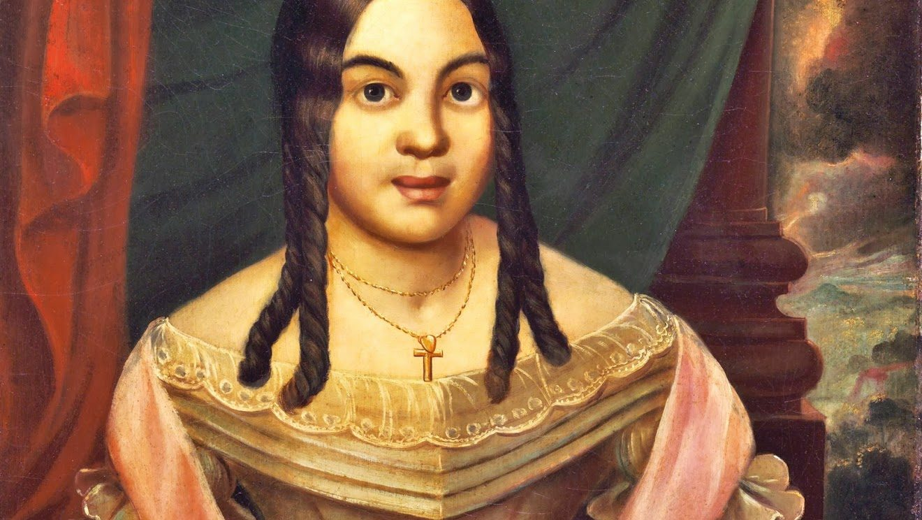 Portrait of Elizabeth Montier.