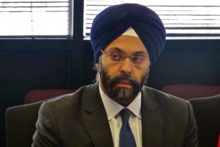 Gurbir Grewal, the former Bergen County prosecutor, has been confirmed as New Jersey's attorney general. He is the first Sikh in the nation to serve as a state attorney general.