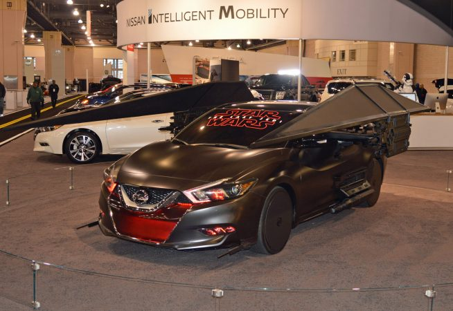 Philly Auto Show Roars Back Into Town With More Than Vehicles - Philadelphia international car show