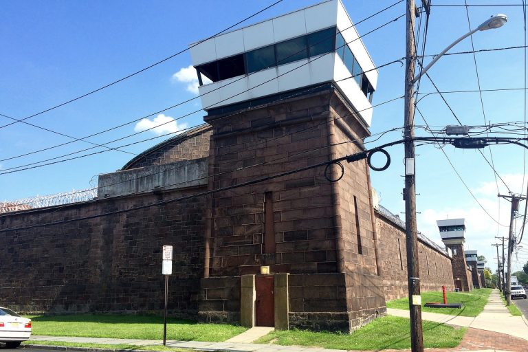 New Jersey State Prison in Trenton.