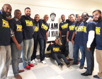 Bethune Elementary School's black male educators refer to themselves as