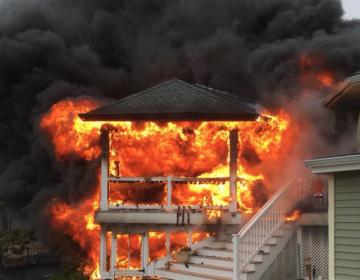 Image courtesy of Stone Harbor Volunteer Fire Company #1/Facebook.