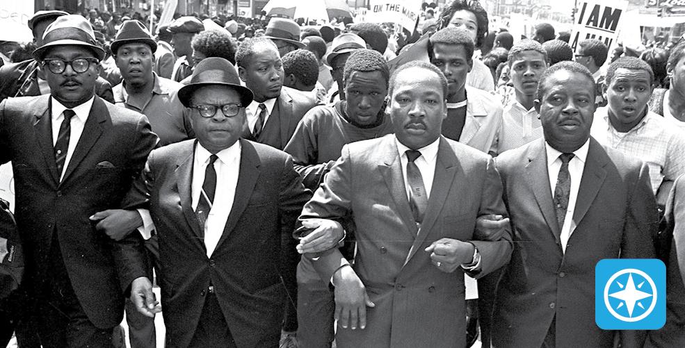 Black America Since MLK - available on Passport.