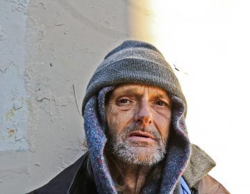 Robert Fifer, 62, has been addicted to heroin since he was 10. He said he's getting too old to sleep outside in the winter.