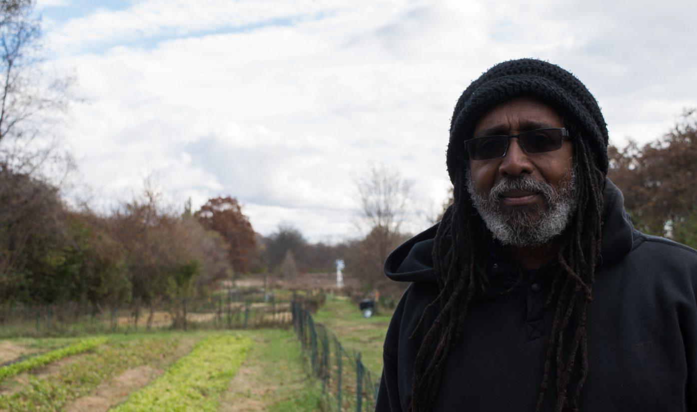 Malik Yakini is the founder D-Town Farm.