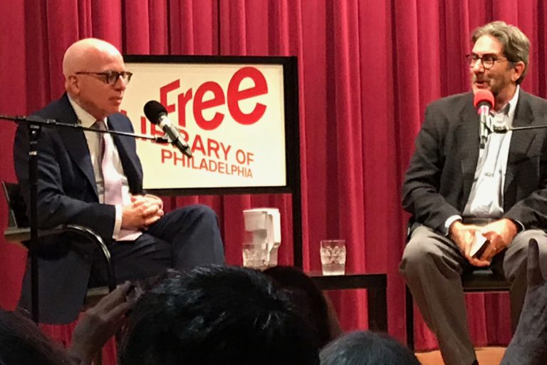 Michael Wolff speaks with Dick Polman