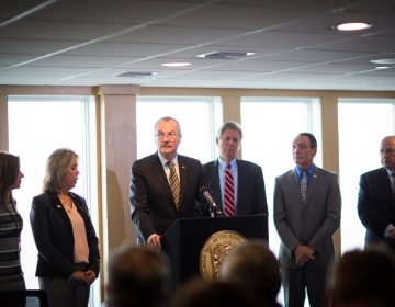 Governor Phil Murphy wants New Jersey to get back in RGGI program. (Governor's office photo)