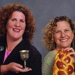 Ellen Scolnic and Joyce Eisenberg