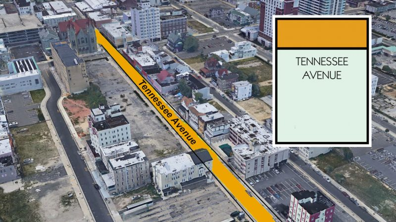 Huge Plans For Atlantic City Tennessee Avenue