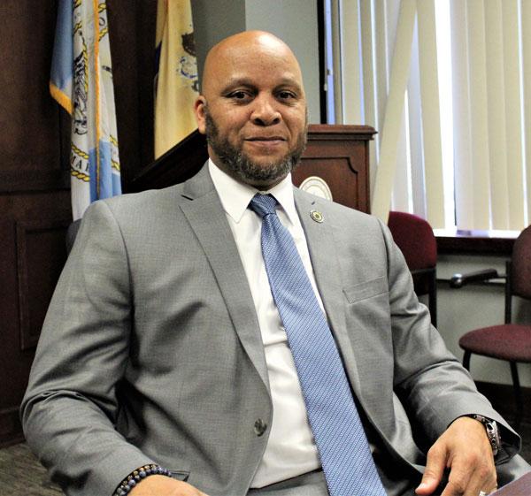 Atlantic City Mayor Frank Gilliam (Bill Barlow for WHYY)
