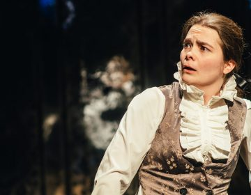 Charlotte Northeast in Theatre Horizon's production of