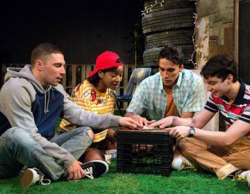 Azuka Theatre's production of