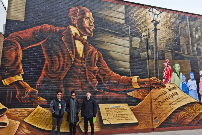 Touring Philly's black history along South Street from Du
