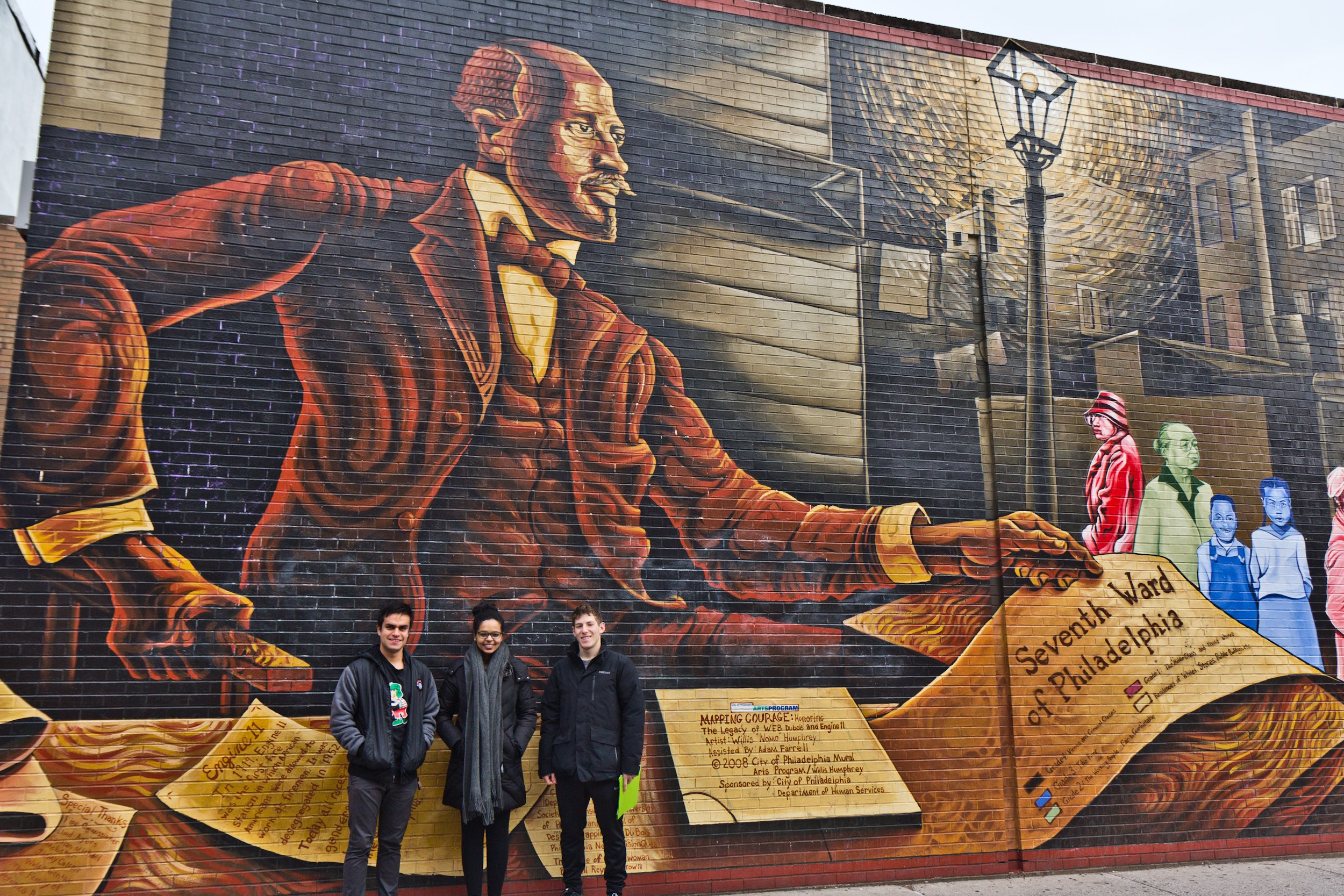 5d92b2665f3e Touring Philly s black history along South Street from Du Bois home to  Standard Theater
