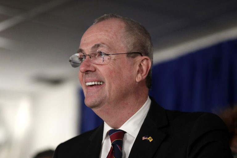 New Jersey Gov. Phil Murphy  (Julio Cortez/AP Photo)