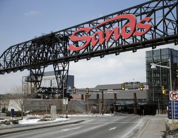 Bethlehem-based Sands Casino — owned by Las Vegas Sands — appeared to make a winning $9.9 million bid for a Northwest Pennsylvania satellite location in Hempfield Township. On review, the state Gaming Control Board realized there was a problem. (Matt Rourke/AP Photo)