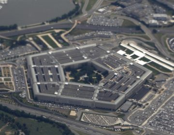 In this June 3, 2011, file photo, the Pentagon is seen from air from Air Force One. It's the biggest budget the Pentagon has ever seen: $700 billion. That's far more in defense spending than America's two nearest competitors, China and Russia, and will mean the military can for the bill for thousands more troops, more training, more ships and a lot else. (Charles Dharapak/AP Photo, file)
