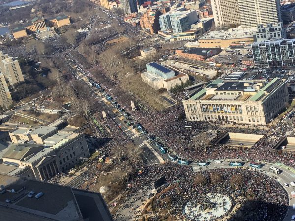 The Eagles parade rolls around not the home stretch on the Ben Franklin Parkway.