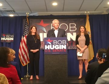 Hugin says he'll prioritize reforming healthcare to help make it more affordable and accessible, including pharmaceuticals. (Ang Santos/WBGO)