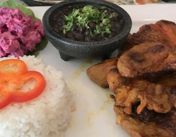 Tikal restaurant in Trenton offers Latin fusion dishes.(Photo courtesy of Eric Maywar0
