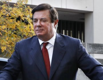 Former Trump campaign chairman Paul Manafort and his business partner Rick Gates are facing more charges from Justice Department special counsel Robert Mueller. (Jacquelyn Martin/AP)