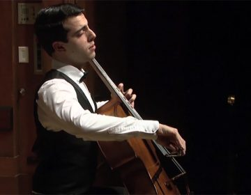 Cellist Timotheos Petrin