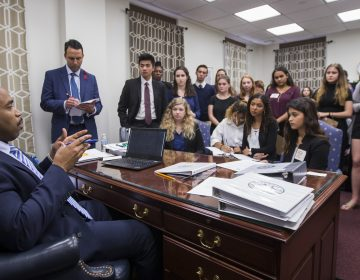 Marjory Stoneman Douglas High School and other students from Broward County, Fla.