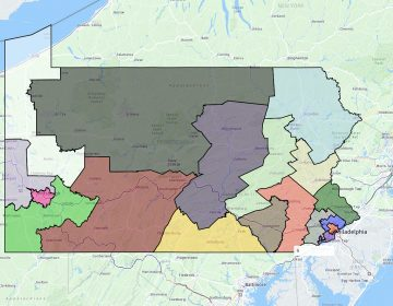 Top GOP leaders proposed court-ordered changes to Pennsylvania's congressional district map.  Governor Tom Wolf is reviewing the proposed changes.