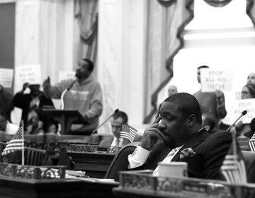 Councilman Kenyatta Johnson