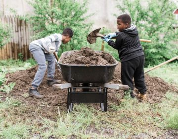 The Greenworks magazine includes tips for urban farming and soil safety