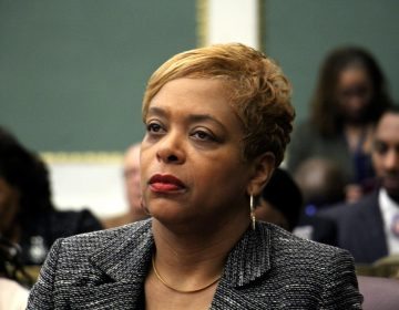 City Councilwoman Cindy Bass wants Philadelphia to set standards for recovery houses. (Emma Lee/WHYY)