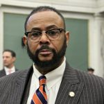 City Councilman Curtis Jones. (Emma Lee/WHYY)