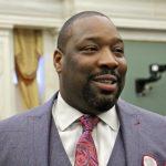 City Councilman Kenyatta Johnson. (Emma Lee/WHYY)