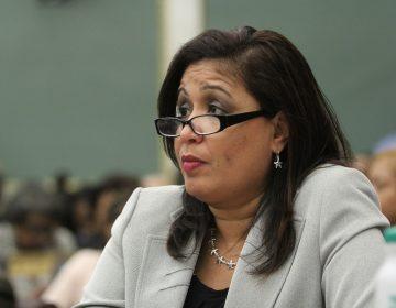 Philadelphia City Councilwoman Maria Quiñones-Sánchez. (Emma Lee/WHYY)