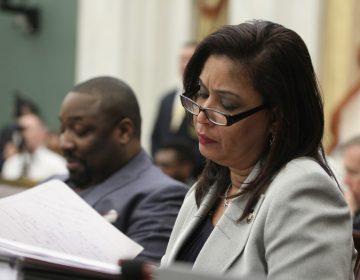 City Councilwoman Maria Quiñones-Sánchez (Emma Lee/WHYY)