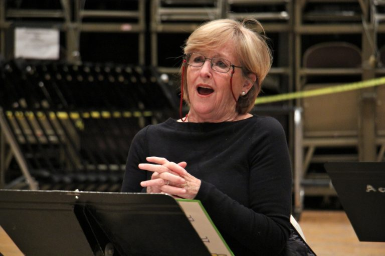 Frederica von Stade portrays a woman with Alzheimer's disease who falls in love in Opera Philadelphia's