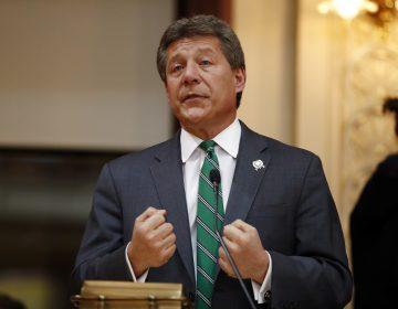 New Jersey Assemblyman John McKeon