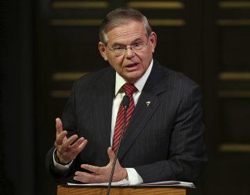 Senator Bob Menendez (D-NJ)  (Rich Schultz/AP Photo)