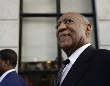 Bill Cosby departs a pretrial hearing in his sexual assault case at the Montgomery County Courthouse, Tuesday, March 6, 2018, in Norristown, Pa. (Matt Slocum/AP Photo)