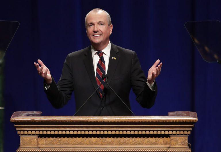 New Jersey Governor Phil Murphy (Julio Cortez/AP Photo, file)