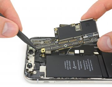 Companies are making it harder for you to repair your own appliances, like this iPhone X, and a growing repair movement is trying to change that.