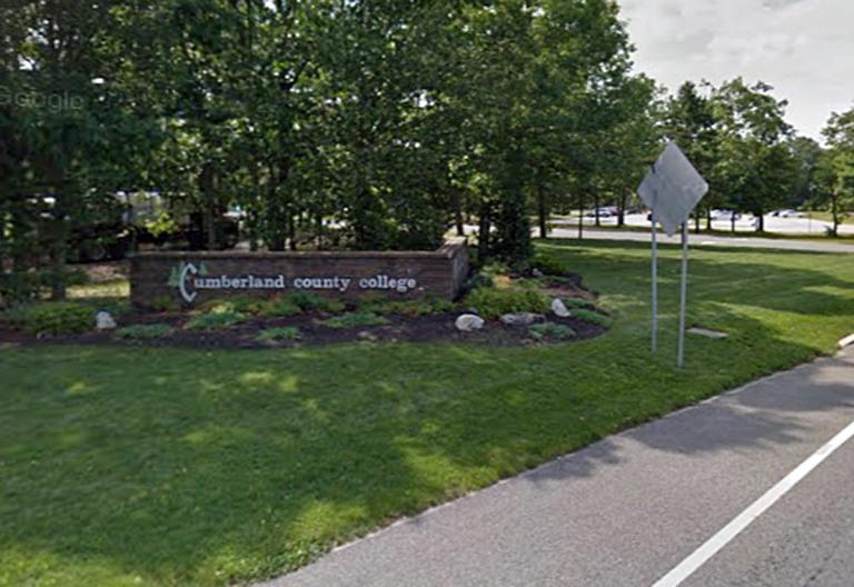 Cumberland County College in Vineland, New Jersey (https://goo.gl/maps/9wisT8sURnA2)