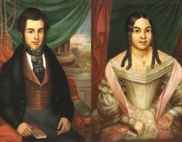 Hiram and Elizabeth Montier