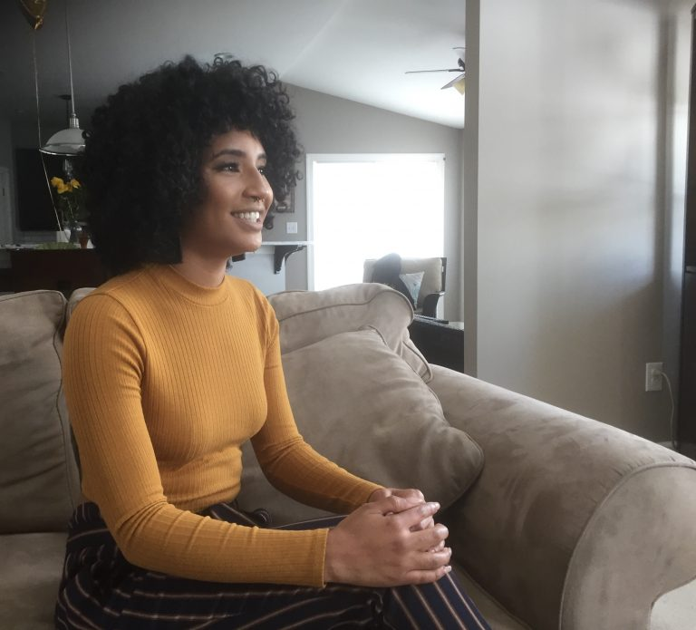 Newark, Delaware, resident Kelsea Johnson is a contestant on NBC's singing competition