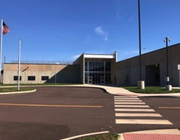 SCI Phoenix, the prison being built to replace Graterford