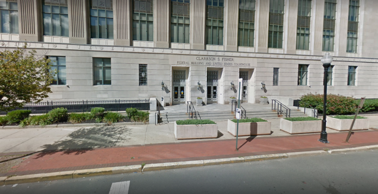 U.S. District Court for the District of New Jersey   (Google StreetView)