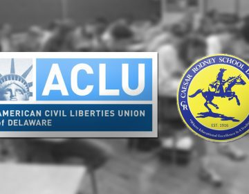 Caesar Rodney School District's public information officer recently removed comments critical of the superintendent's opposition to the upcoming student walkout. The ACLU cried foul, and the district has relented. (Caesar Rodney School District)